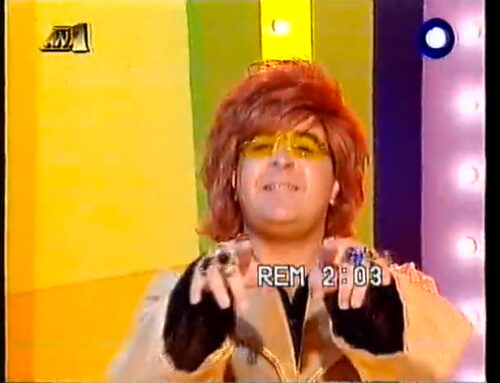 The Seferlee Show 2000-2001 – 1ο Επεισόδιο